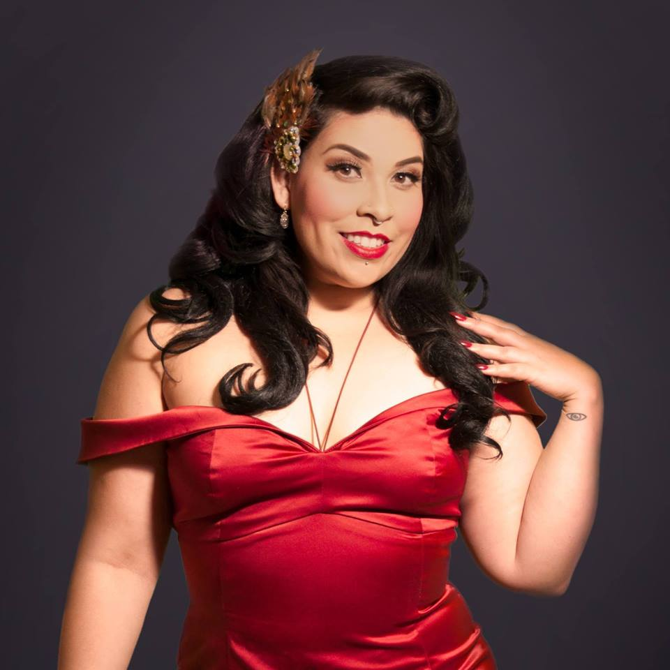 Hispanic Heritage Month In Burlesque 2018